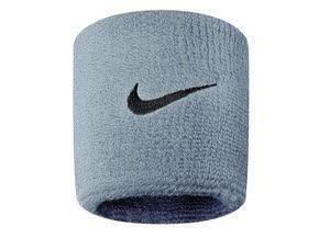 Nike 9380/4 Swoosh Wristbands,051 grey h