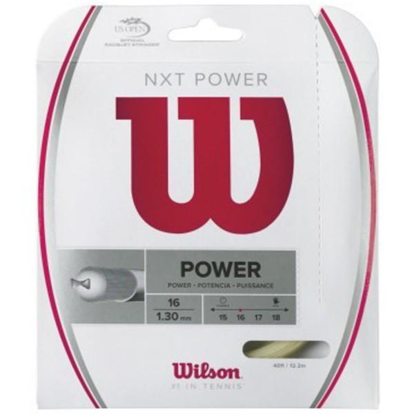 Wilson NXT POWER 16 Tenniszubehör