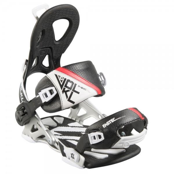 Völkl FASTEC CHOICE ALU BLACK ft Snowboardbindung - Bild 1