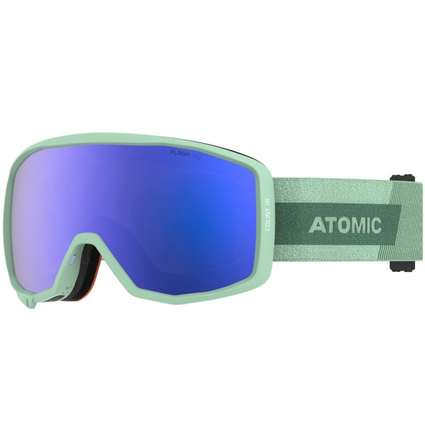 Atomic COUNT JR SPHERICAL Mint Skibrille