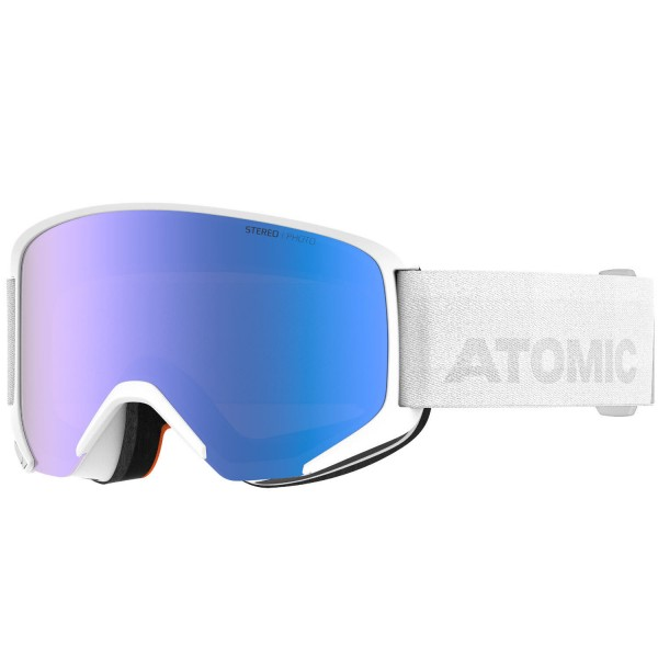 Atomic SAVOR PHOTO White Skibrille