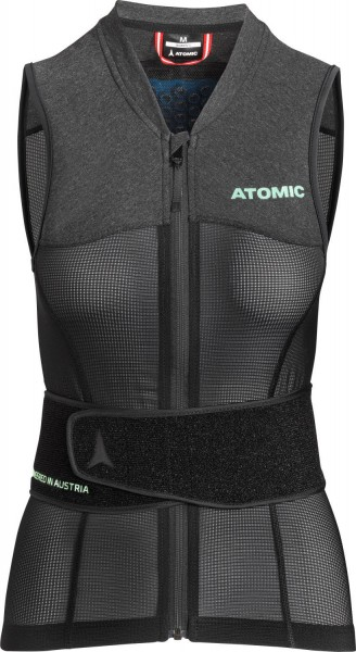 Atomic LIVE SHIELD Vest AMID W Black Protektor - Bild 1