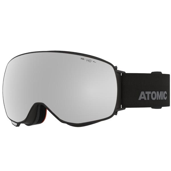 Atomic REVENT Q HD Black Skibrille