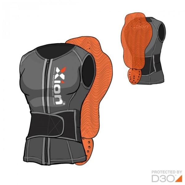 Xion Xion Sleeveless Vest Freeride Women Rückenprotektor - Bild 1