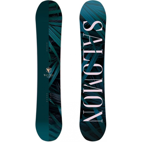 Salomon Snowboard WONDER,multicolor Snowboard