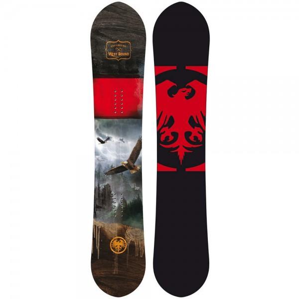 West Bound ES X 2021 Snowboard