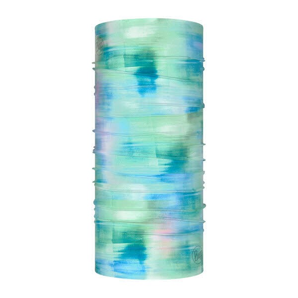 Buff COOLNET UV+ MARBLED TURQUOISE Schal