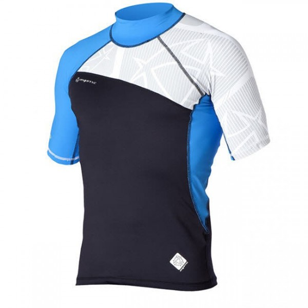Hyperlite Mystic Crossfire Rash Vest T-Shirt