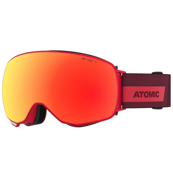 Atomic REVENT Q HD Red Skibrille