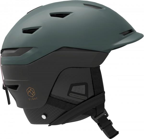 Salomon Helm SIGHT Green Gables L 5962 Skihelm