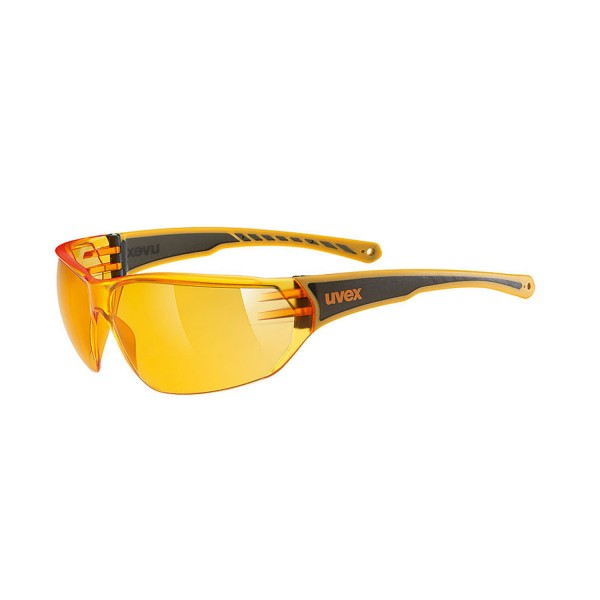 Uvex uvex sportstyle 204 orange / orange Fahrradbrille