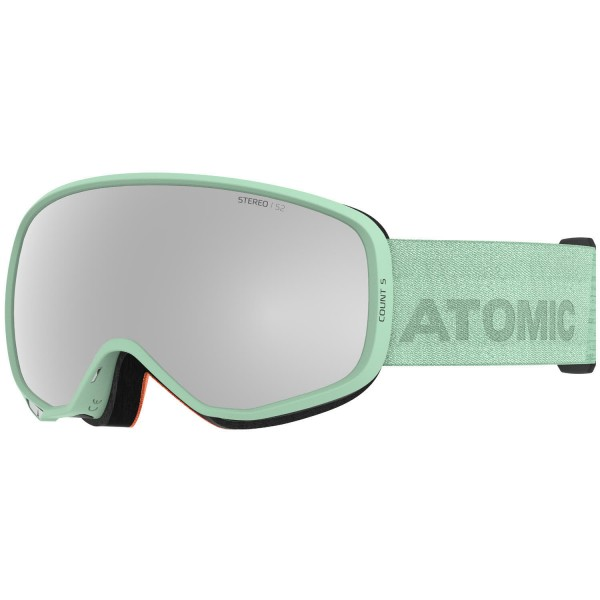 Atomic COUNT S STEREO Mint Skibrille