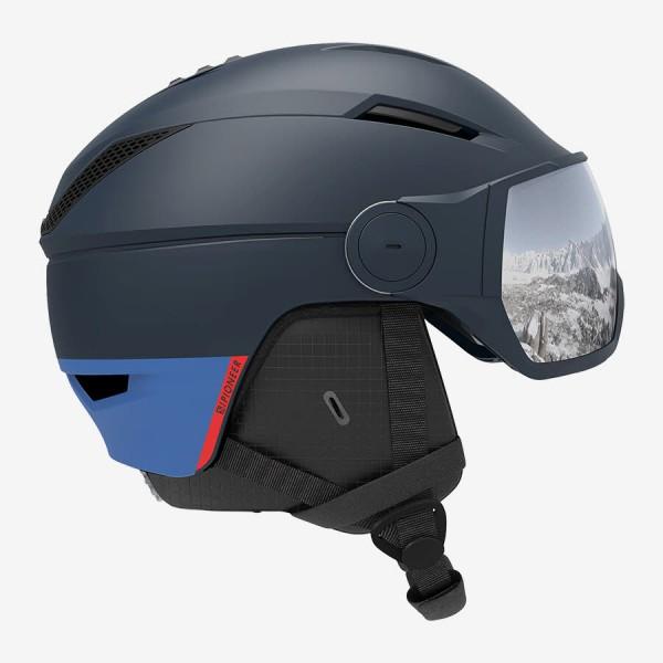 Pioneer Visor Helm