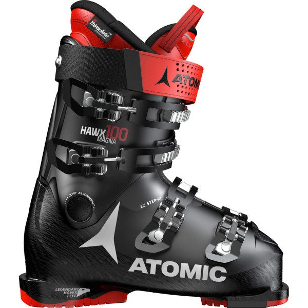 Atomic HAWX MAGNA 100 Black/Red Skischuh