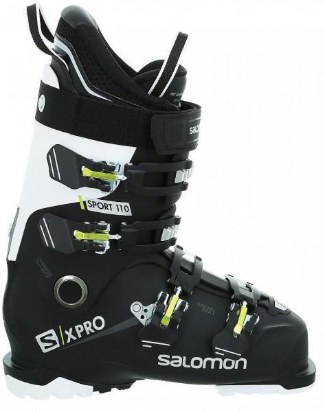 Salomon Ski Schuhe X PRO 110 Sport CS BLACK Skischuh