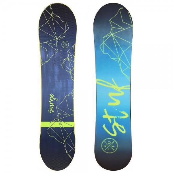 Stuf Surge Jr Snowboard Snowboard