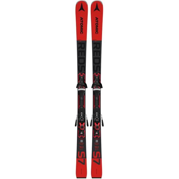 Atomic REDSTER S7 + F 12 GW Red/Black Allroundcarver