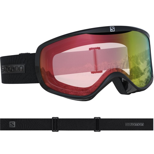Salomon GOGGLES SENSE PHOTO Bk/All Weather Skibrille
