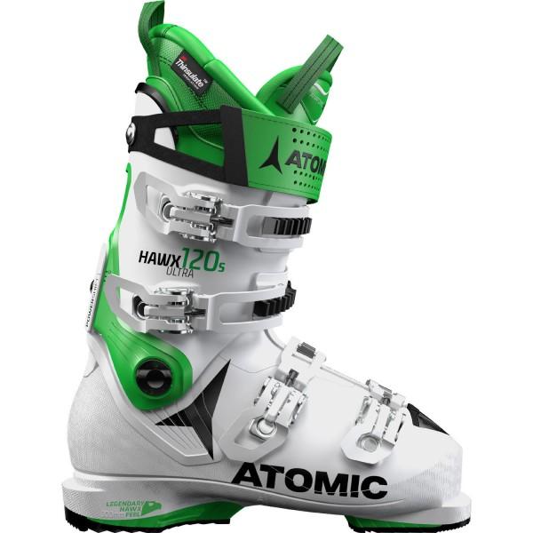 Atomic HAWX ULTRA 120 S White/Green. Skischuh
