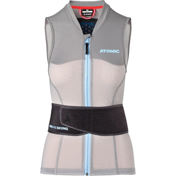 Atomic LIVE SHIELD Vest AMID W Grey - Bild 1