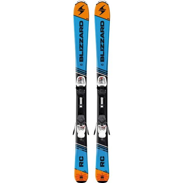 Blizzard Ski Set RC IQ JR + Bindung IQ Allroundcarver