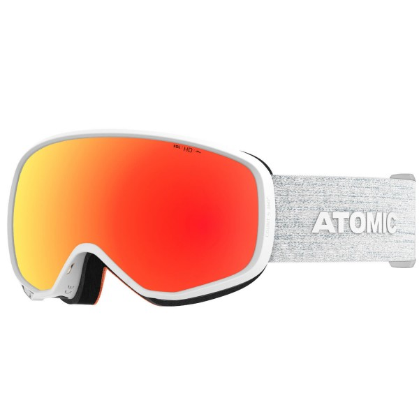 Atomic COUNT S 360° HD White Skibrille