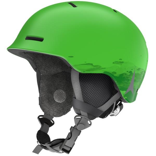 Atomic MENTOR JR Light Green Skihelm