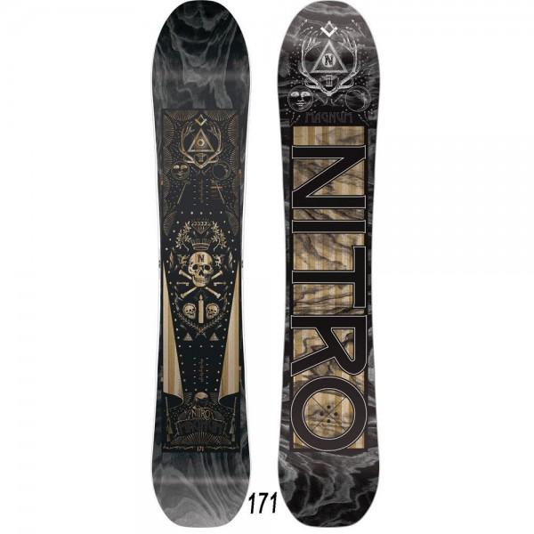 Nitro MAGNUM BRD´20 Snowboard