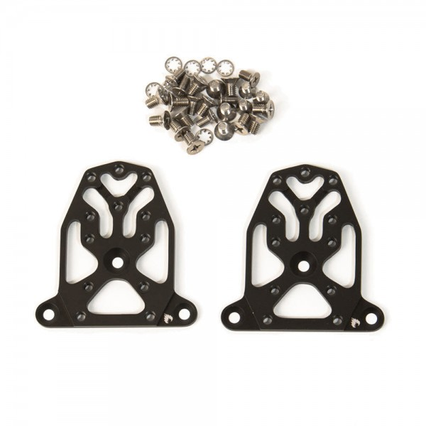 Dynafit Toe Adapter Plates, Black Splitboardzubehör